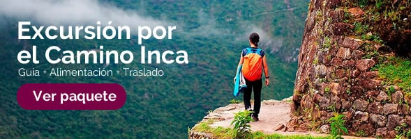 Excursión Camino del Inca